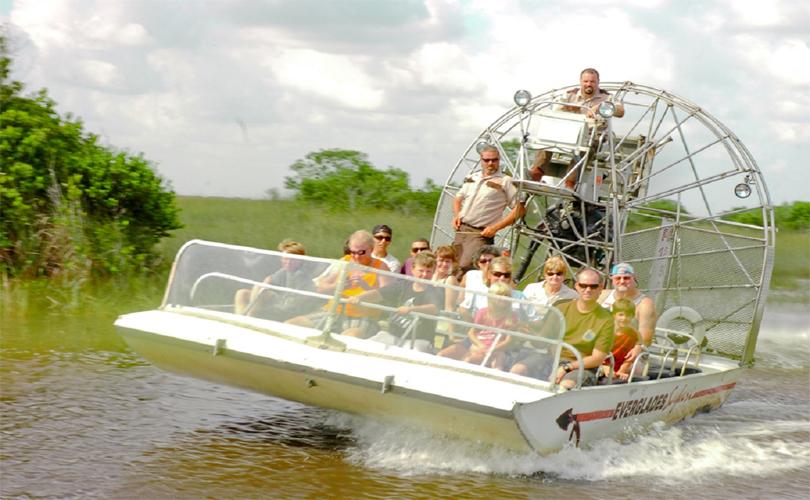 The Everglades Safari