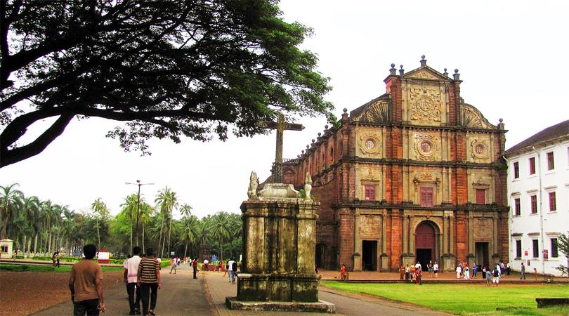 goa Basilica of Bom Jesus