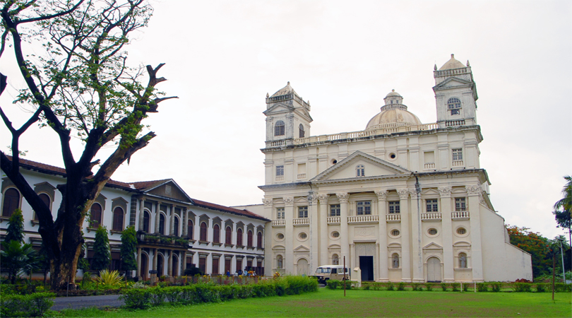 goa Se Cathedral