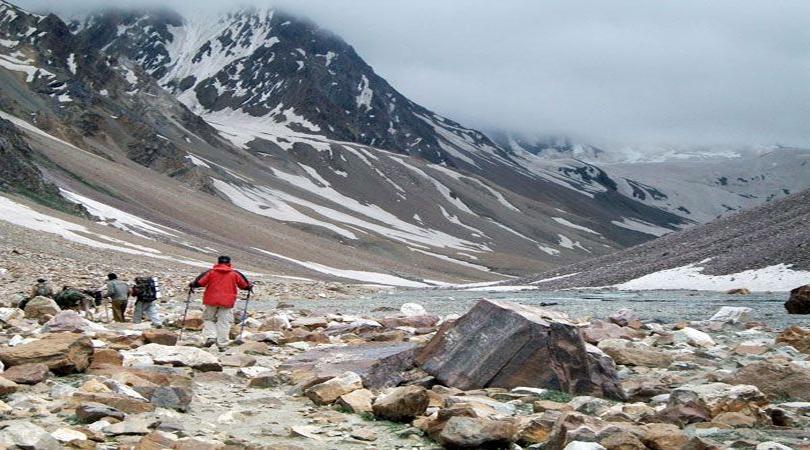 Shepherd's Trail, Himachal Pradesh