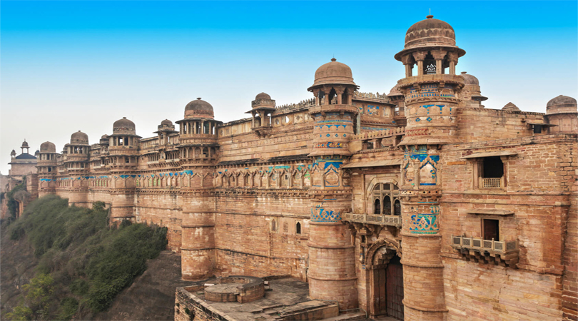 gwalior for tour