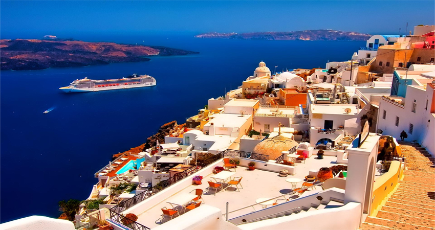 santorini greece tour