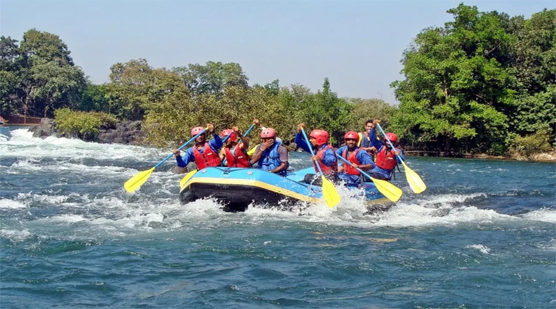 teesta river rafting