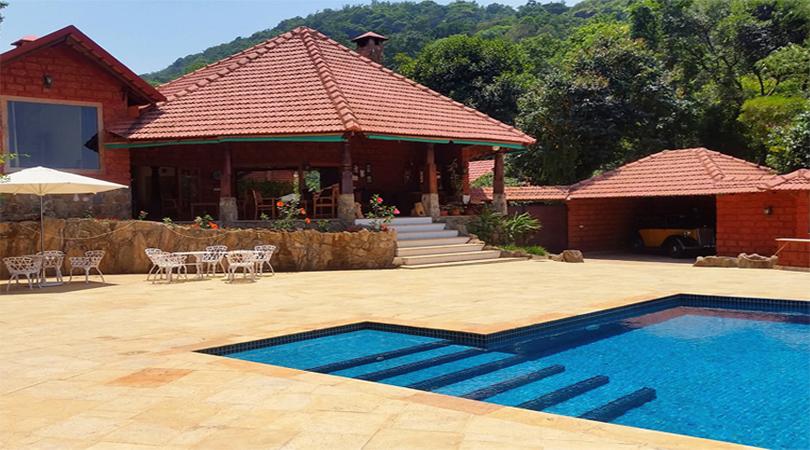 villa urvinkhan homestay in chikamagalur