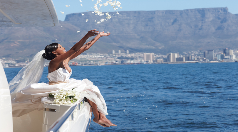 wedding in South Africa