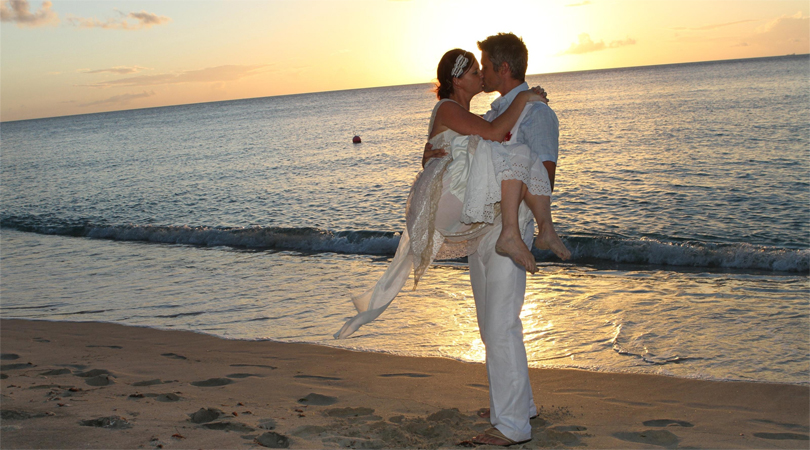 wedding in st georges grenada
