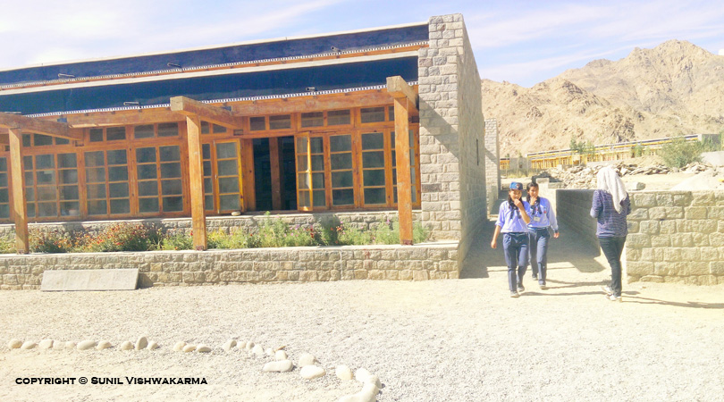 Druk White Lotus School ladakh