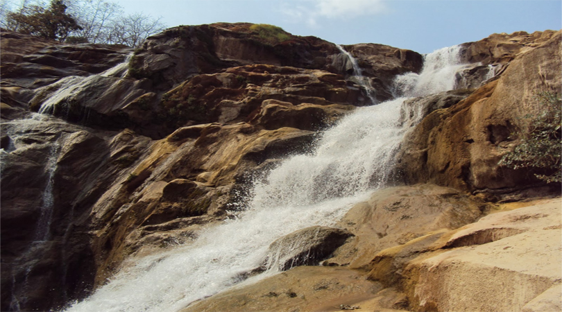 waterfalls in hyderabad