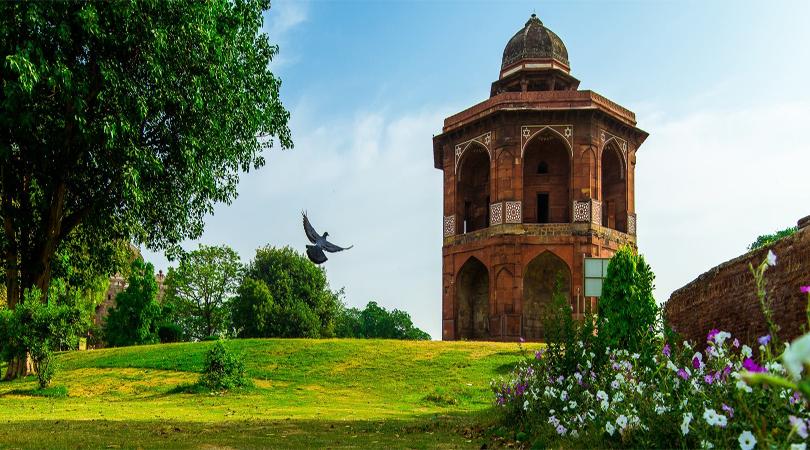 old-fort-delhi