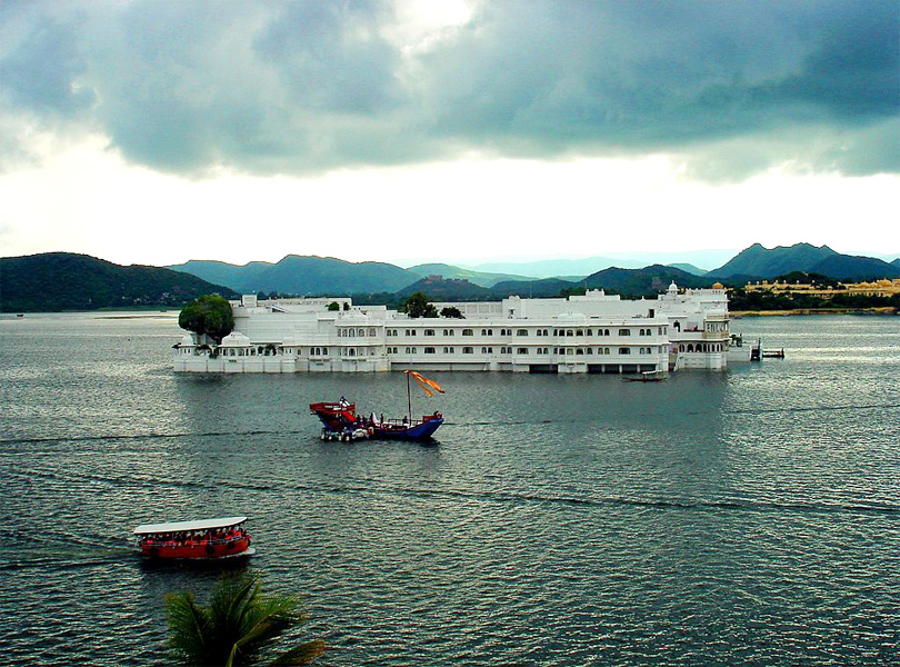 udaipur romantic place