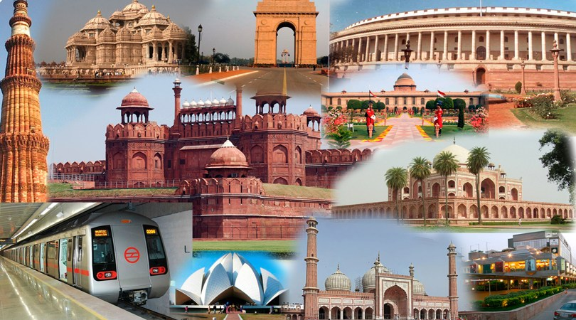 tourist attractions of delhi - photo #19