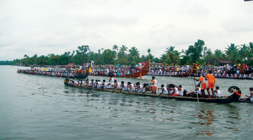 Water sports in kerala