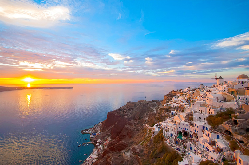 Absolutely Gorgeous Views Of Sunset Around The World