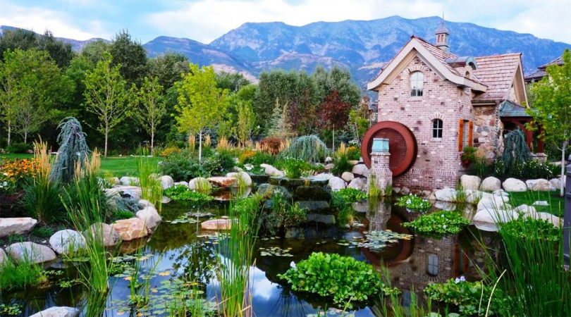 Top Homes That Came Out From The Story Book Welcome To
